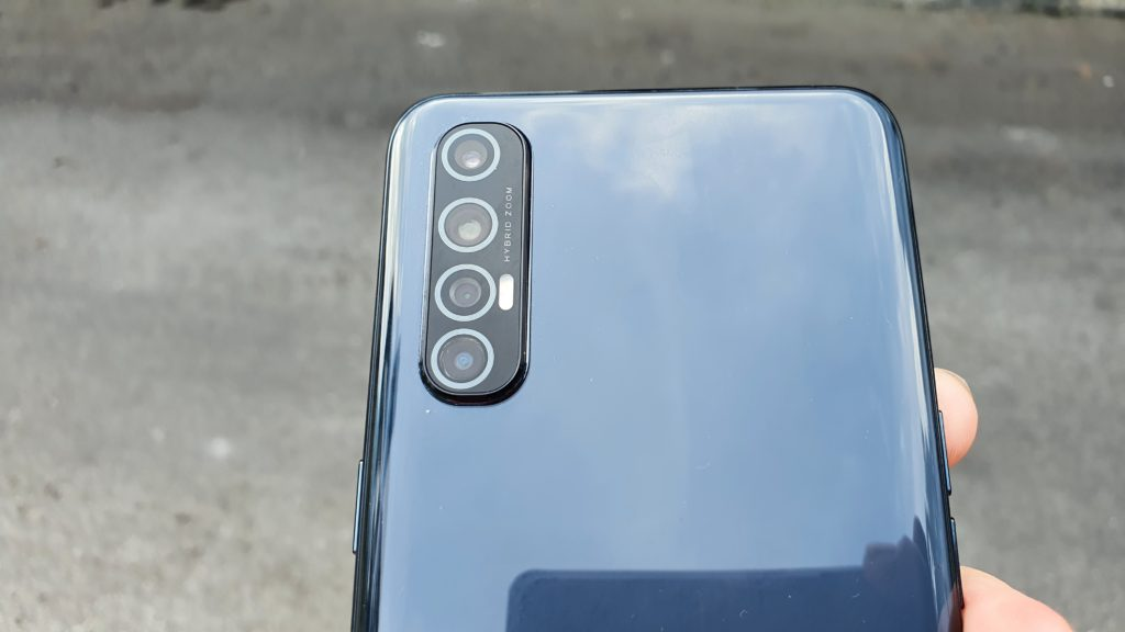 Redmi Note 9S cameras rear