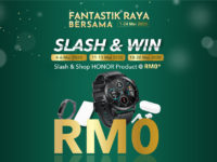 Honor Malaysia kicks off Fantastik Raya Bersama sale with freebies and deals galore