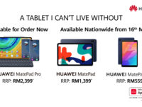 Huawei unveils compact MatePad and MatePad T tablets and cute Sound X speakers