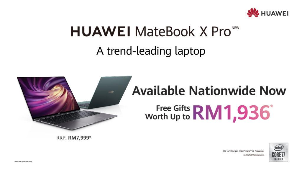 MateBook X Pro price