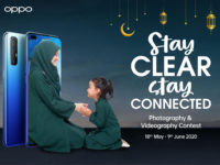 OPPO Stay Clear Stay Connected competition can win you a Reno3 phone and Enco W31 headphones!