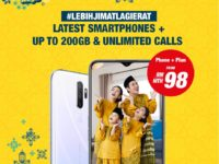 Digi PhoneFreedom 365 plans offer OPPO A9 2020 with 200GB data, unlimited calls for RM98 per month
