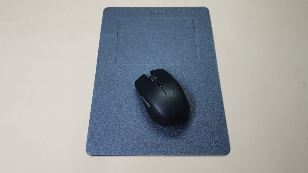 MOFT 2-in-1 Laptop Stand & Mouse Pad mouse stand