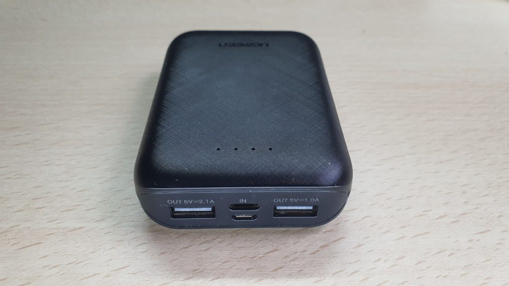 UGreen PB133 Power Bank front