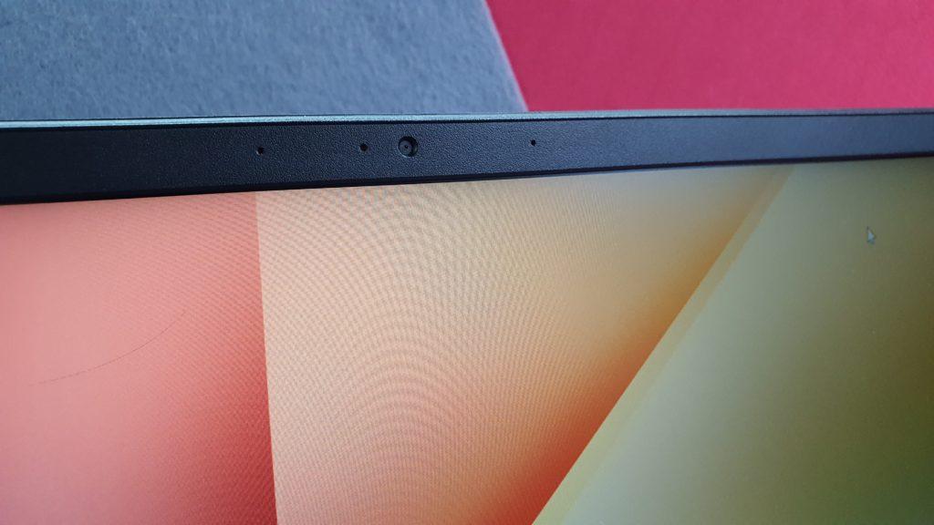 Asus VivoBook S14 M433 Review webcam