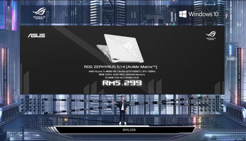 Asus ROG Zephyrus G14 price 1 midranger
