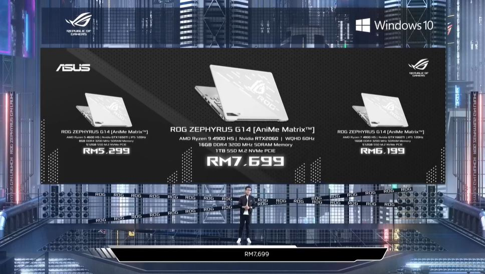 Asus ROG Zephyrus G14 price 1