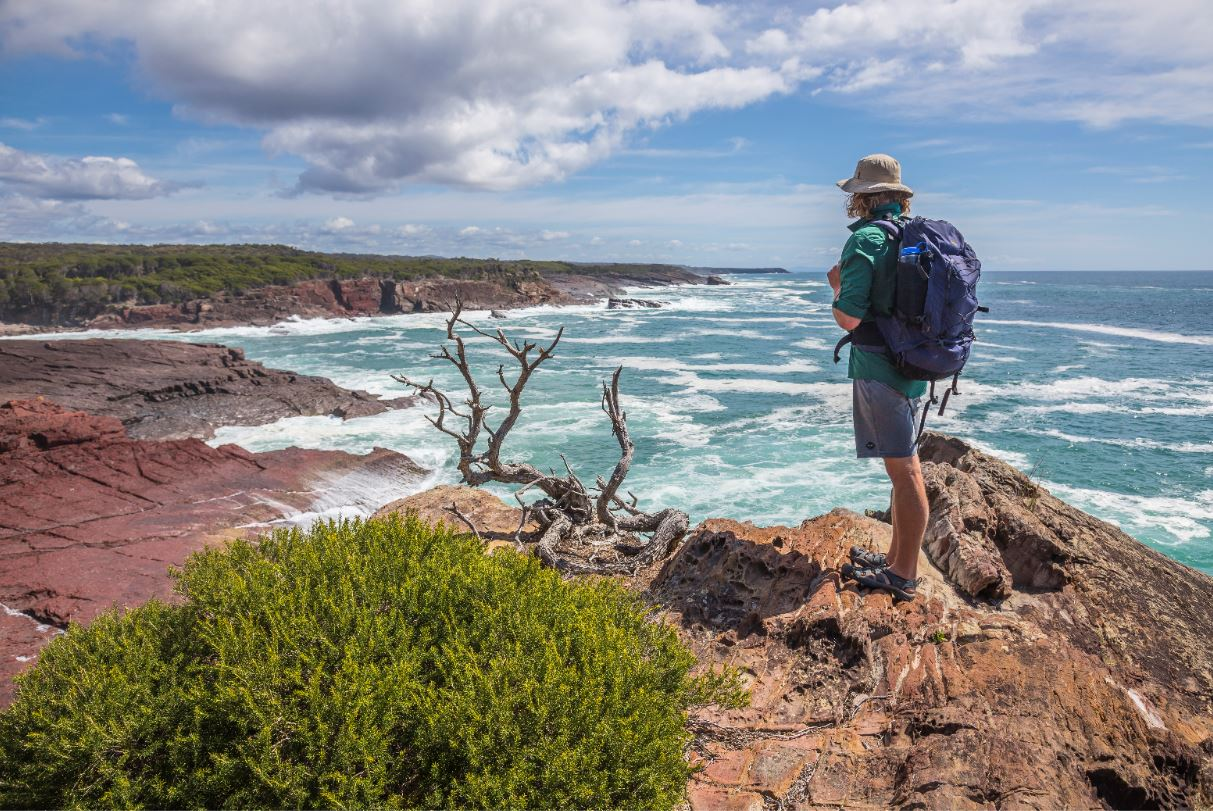 Ben Boyd National Park at Green Cape Credit Destination NSW