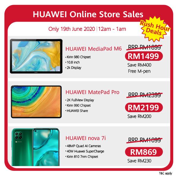 Huawei AppGallery Carnival 5