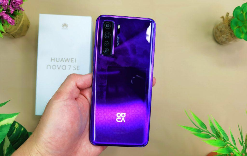 Huawei nova 7 series appgallery