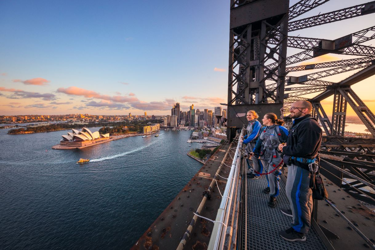 SYdney Bridge Climb Credit Destination NSW