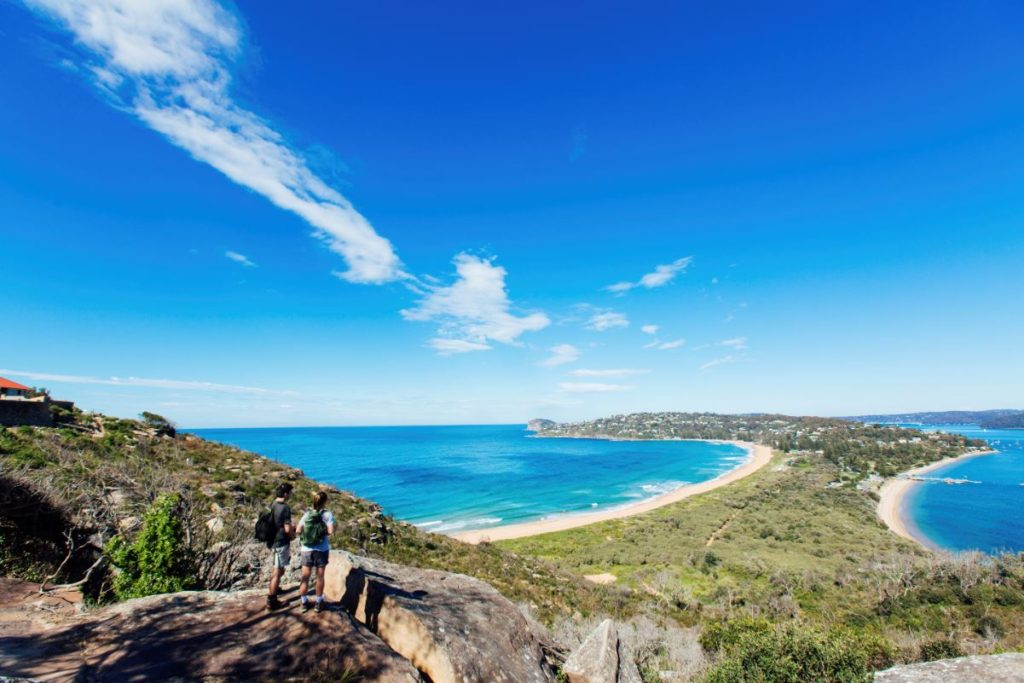 Barrenjoey Lighthouse Walk at Sydney Credit Destination NSW