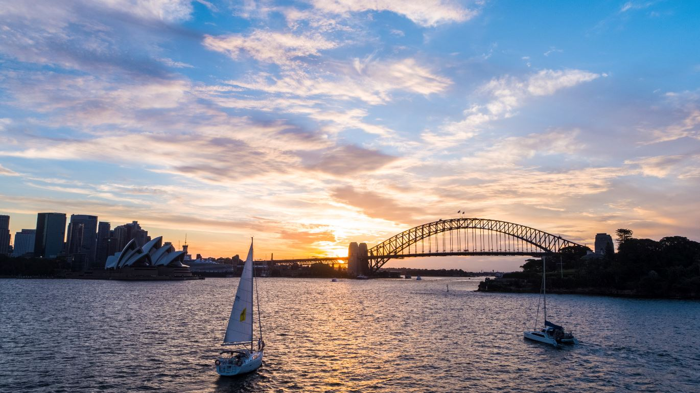 V1 SYdney Harbour Credit Destination NSW