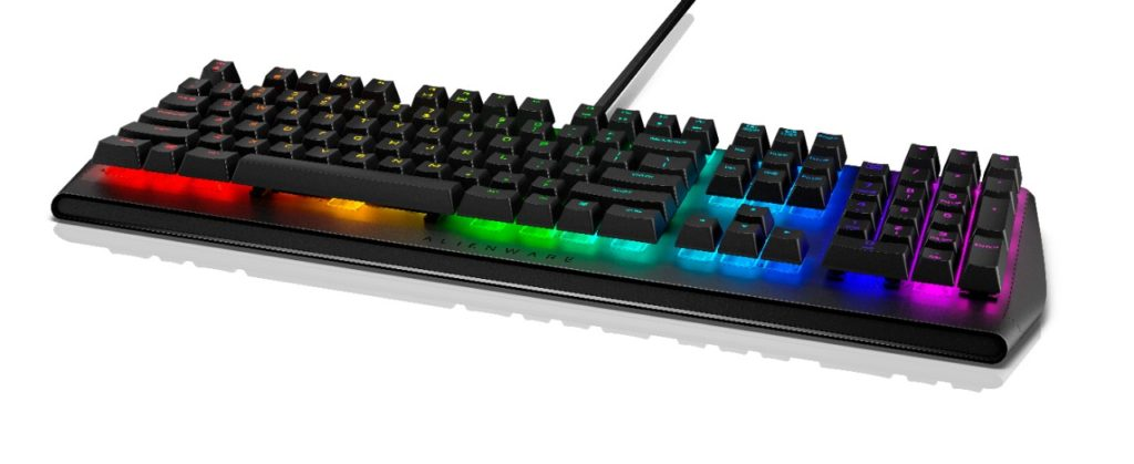 Alienware RGB AW410K gaming keyboard