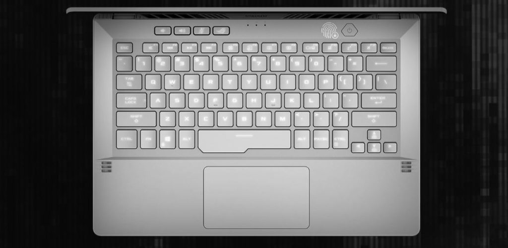 Zephyrus g14 keyboard