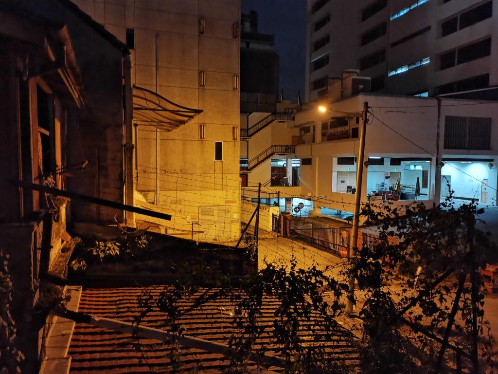 huawei nova 7 SE night mode