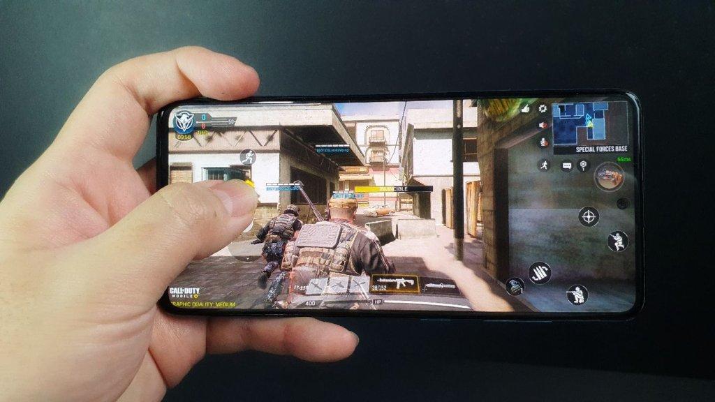 Samsung Galaxy A51 CODM