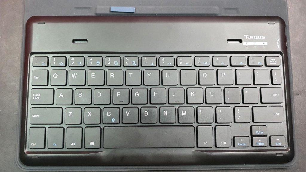 Galaxy Tab S6 Lite keyboard