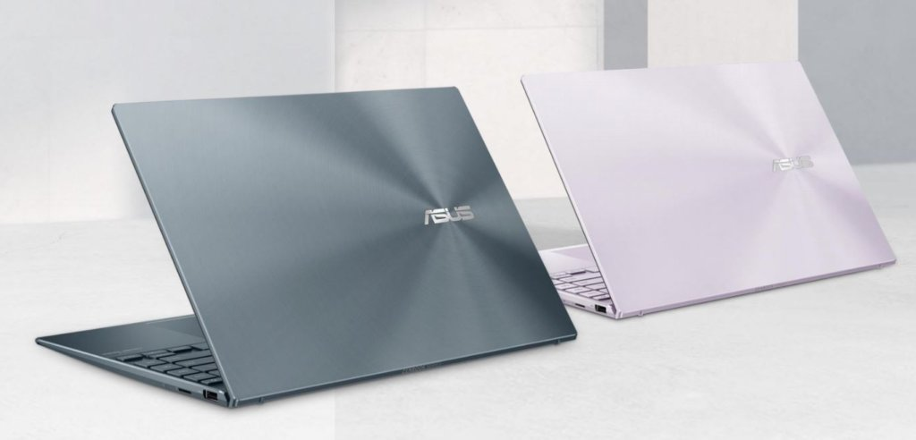 asus zenbook 13 ux325 angled