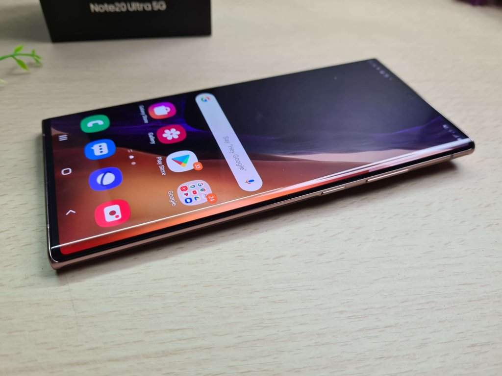 note20 ultra 5g angled