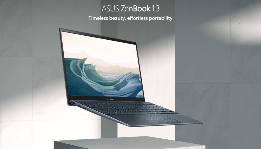 zenbook 13 ux325 notebook