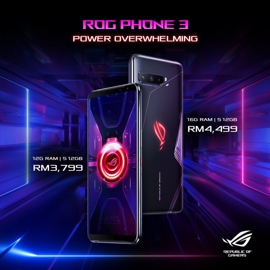 ROG Phone heroes