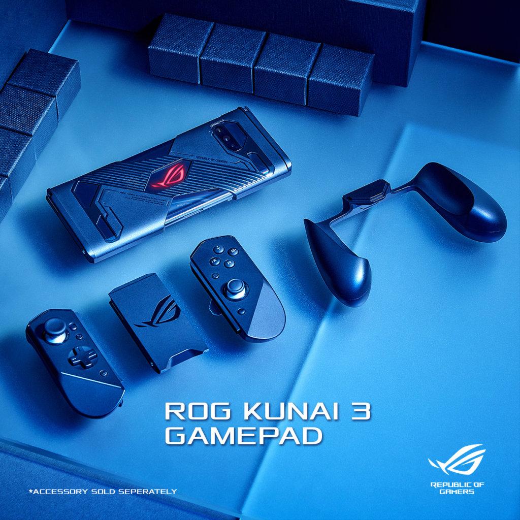 ROG Phone 3 kunai