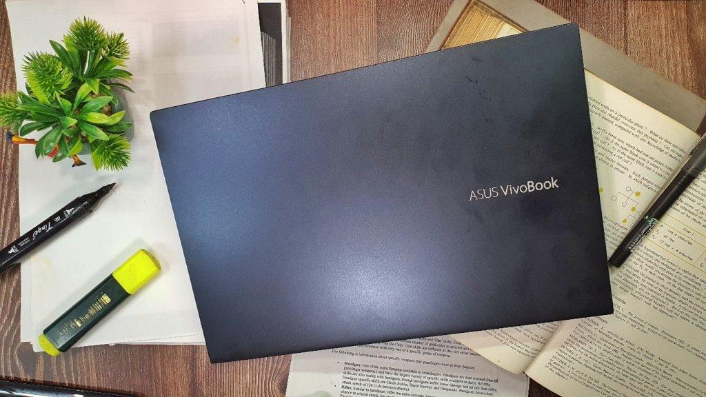 ASUS VivoBook A413F  top