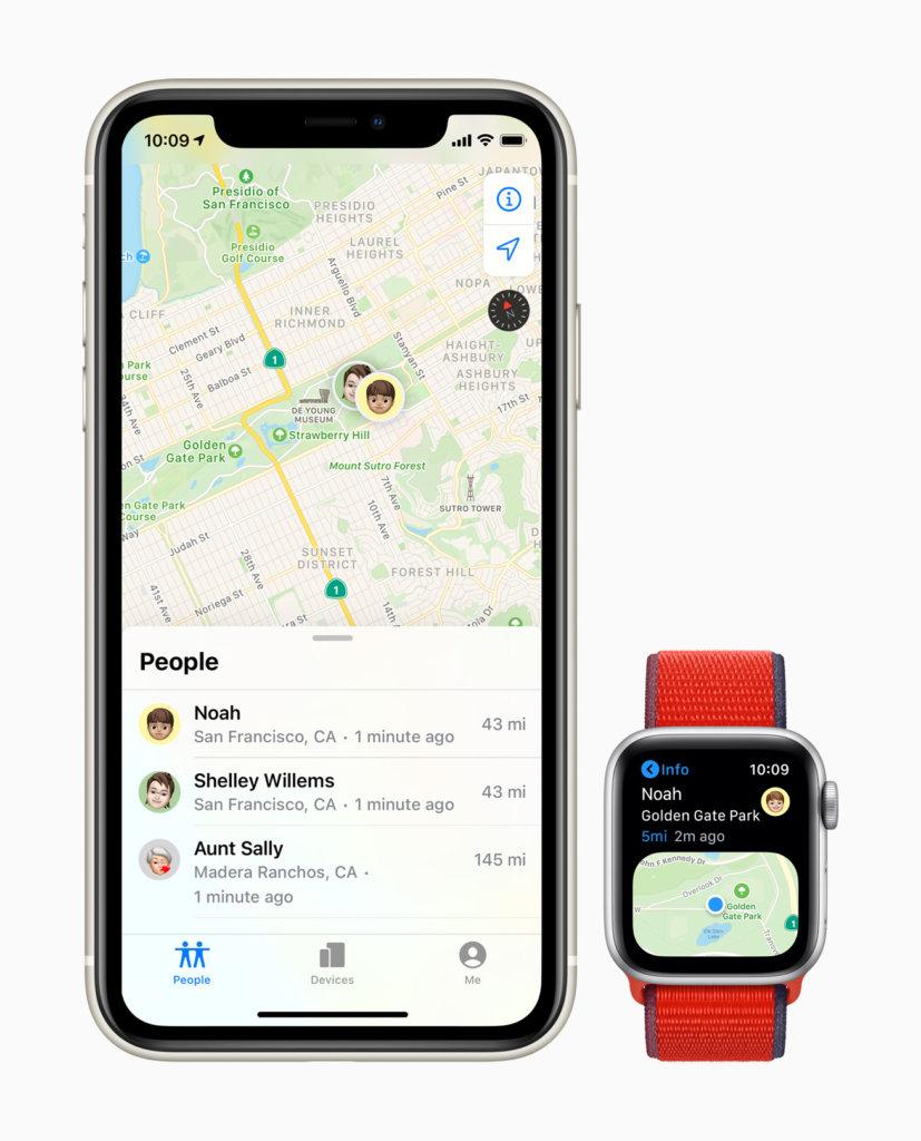 apple watch series 6 family setup