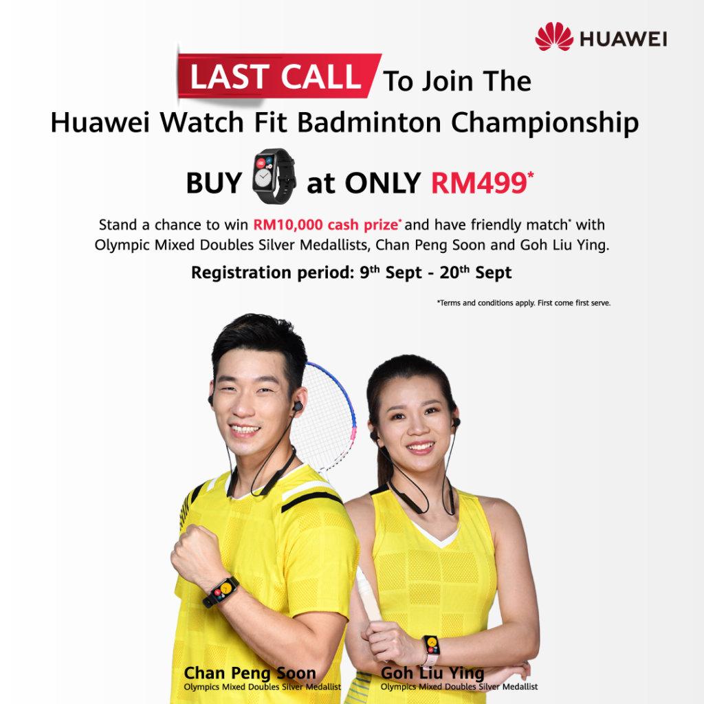 Watch Fit Badminton Championships