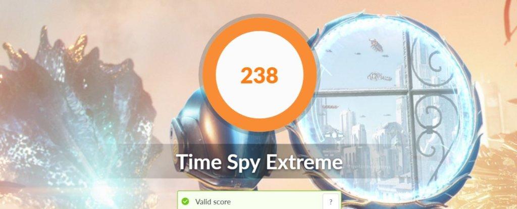 ASUS vivobook a413 timespy extreme