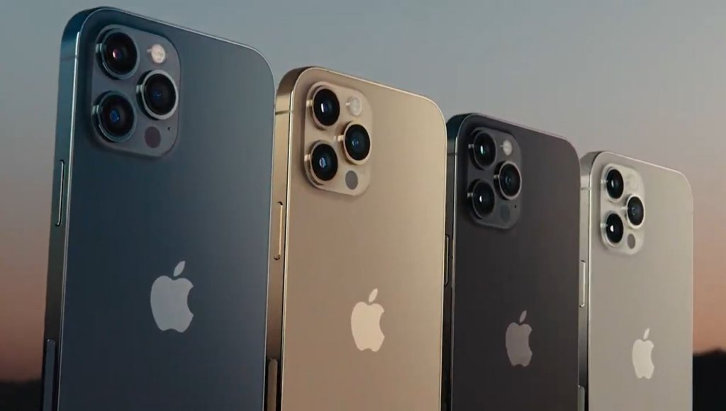 iphone 12 colour variants