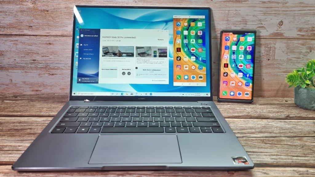 Huawei MateBook 14 2020 Review huawei share