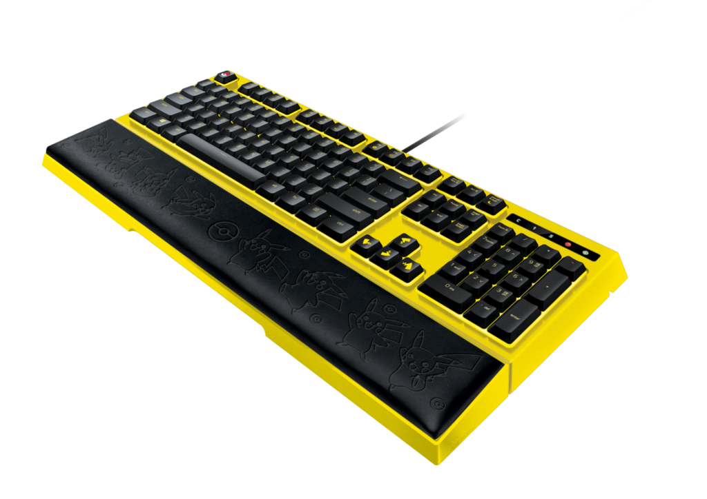 Razer Pokémon keyboard