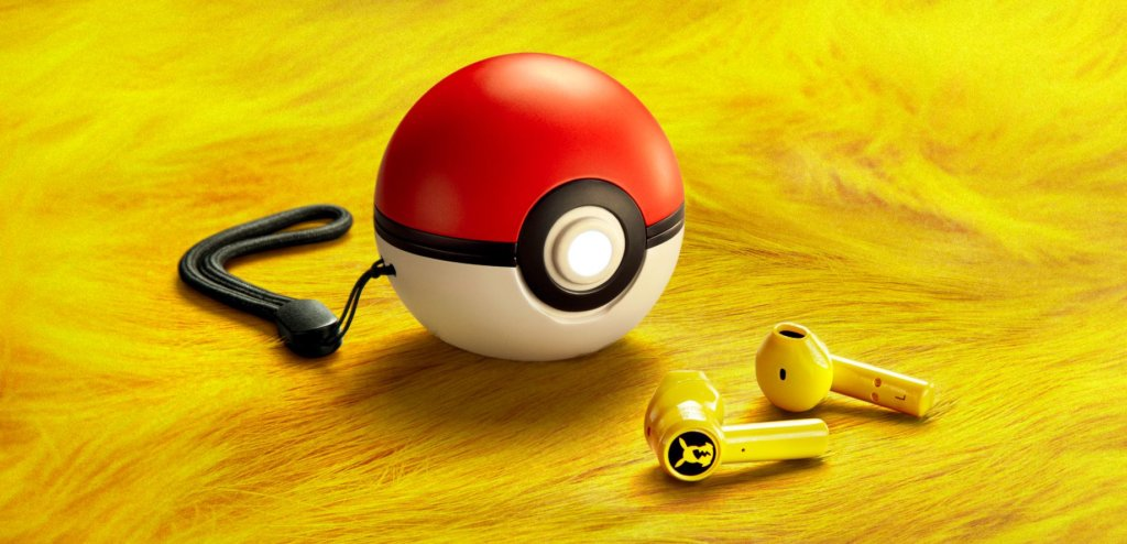 Razer Pokémon pokeball hammerhead true wireless